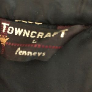 towncraft Sweaters - Vintage Towncraft Wool Shirt